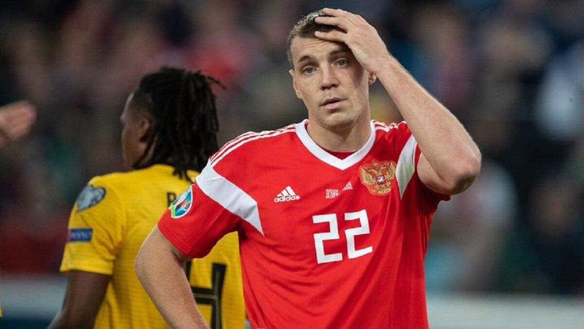 Дзюба о 0:3 с Бельгией: «Начали достаточно неплохо, думали, что вполне можем сыграть вничью»