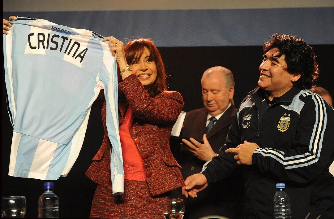 Марадона ежемесячно тратил по €100 тысяч на родных и знакомых