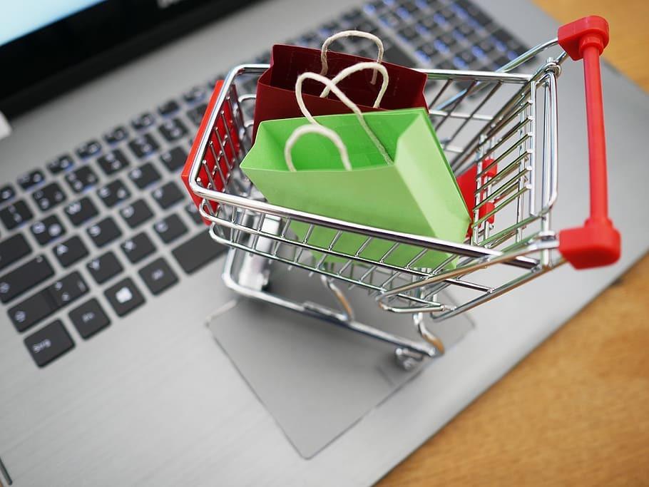 Половина россиян делает покупки в интернете