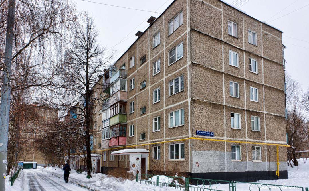 Вторичное жильё в России подорожало на 16%