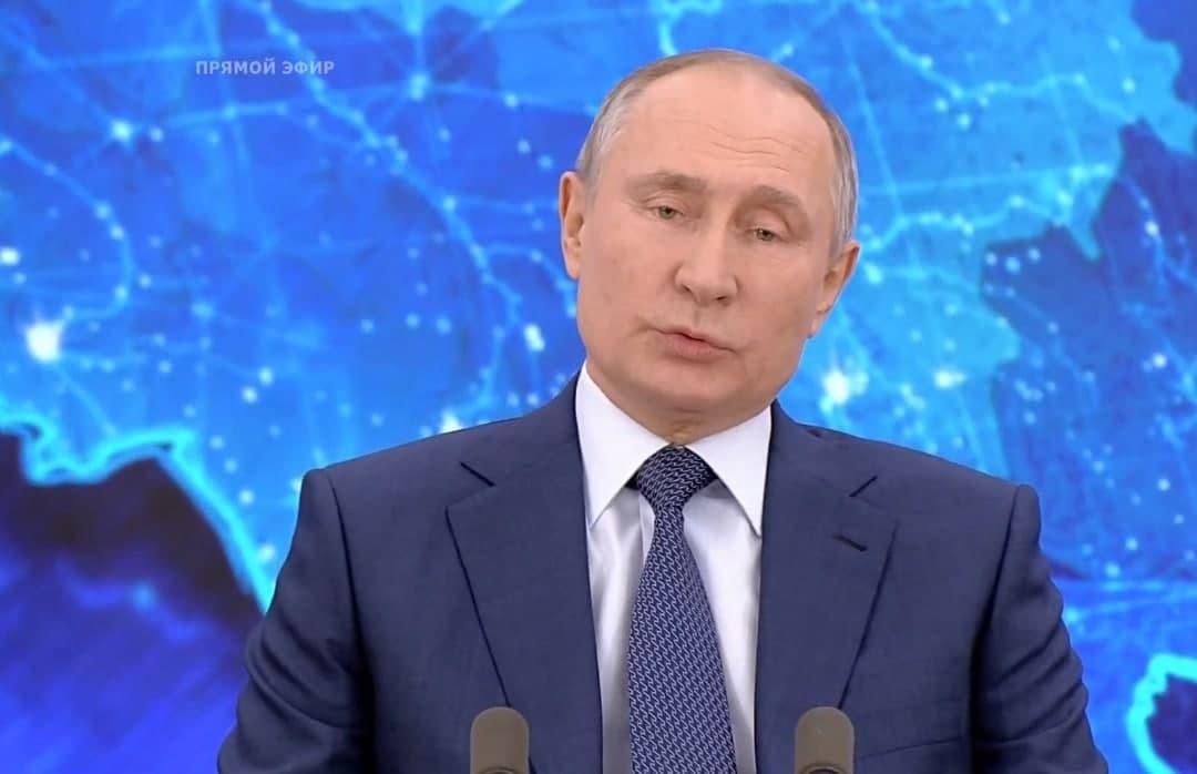 Путин: Россия начинает слезать с нефтяной иглы