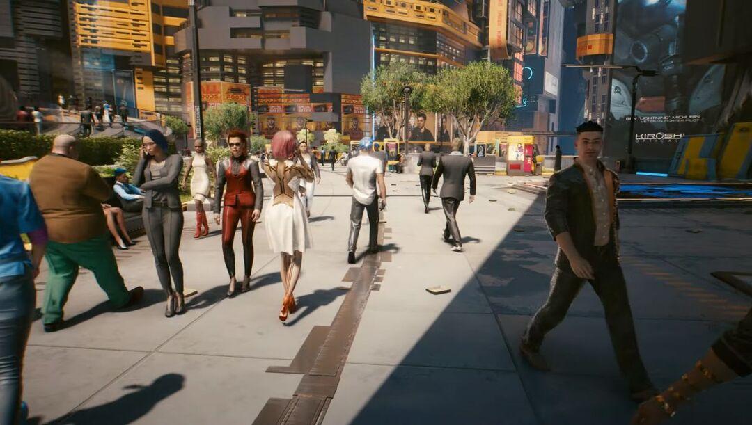 Релиз Cyberpunk 2077 стал самым успешным за всю историю Steam