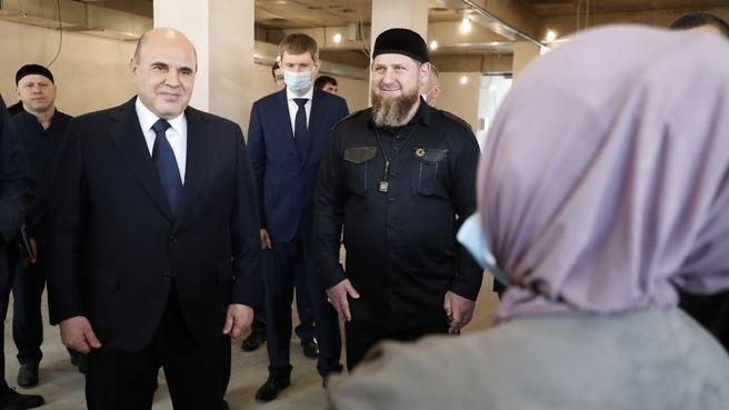 Чечне дадут 3,7 млрд рублей на финансовую устойчивость