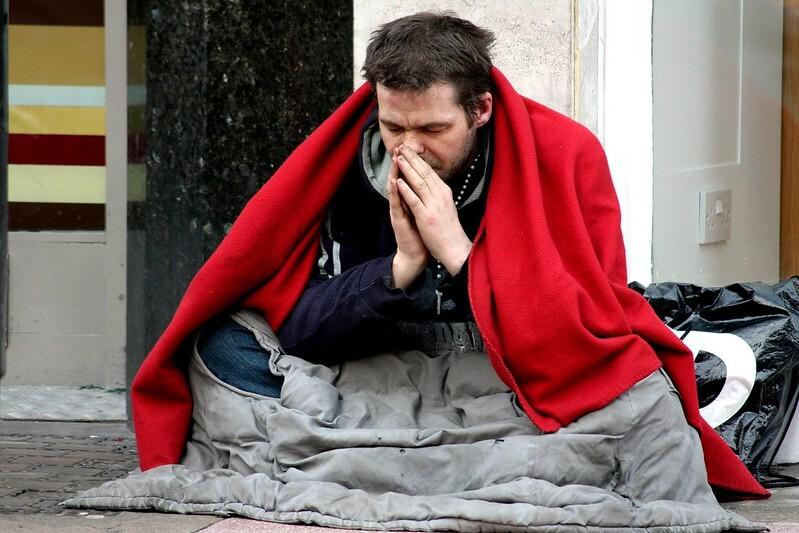 В США бездомным будут платить по $1250. Это втрое больше зарплаты среднего россиянина