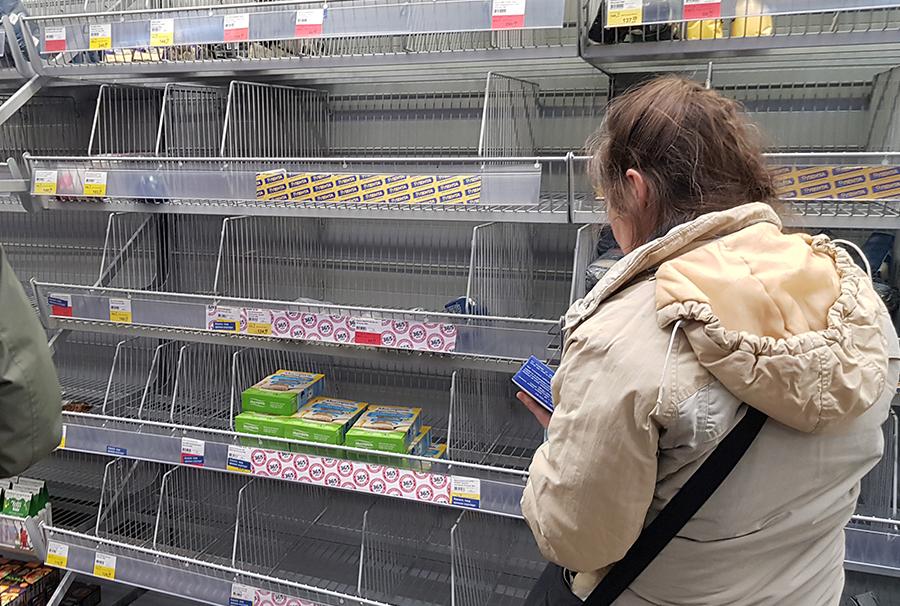 Щит от мировой инфляции. Почему новая инициатива властей может не удержать рост цен в России