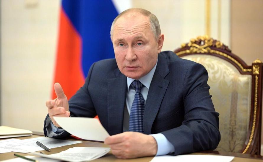 Путин назвал бедность одной из главных нерешённых проблем России