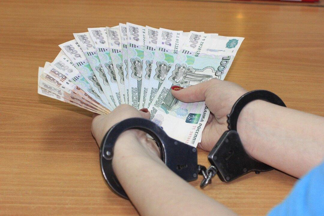 Коррупционеры в России задолжали 31 млрд рублей