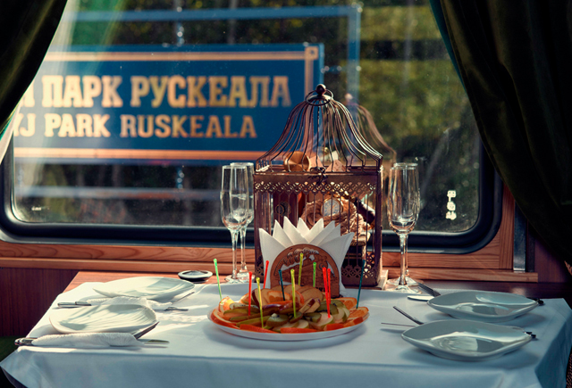 «Рускеальский экспресс». Куда путешествовали россияне на новогодние праздники