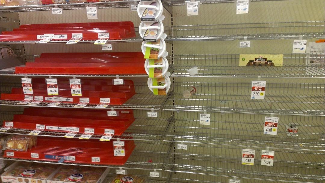В России увидели риск дефицита продуктов из-за сдерживания цен