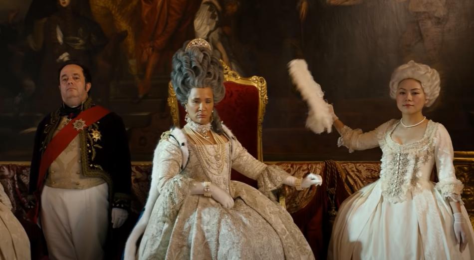 Сериал с темнокожей королевой Англии стал самым успешным в истории Netflix