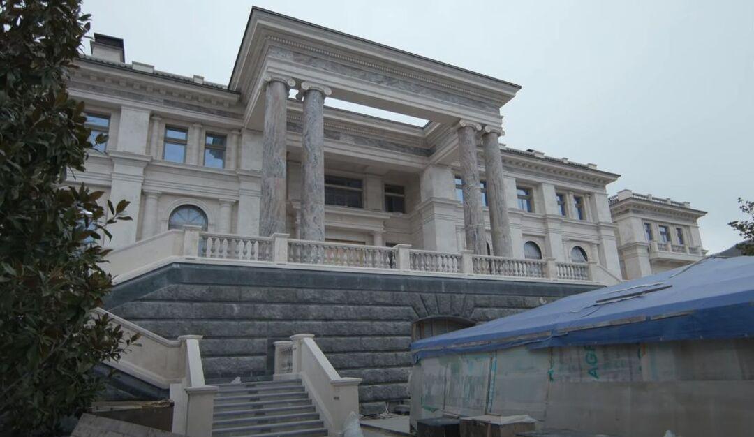 Аркадий Ротенберг назвал себя владельцем «дворца» в Геленджике