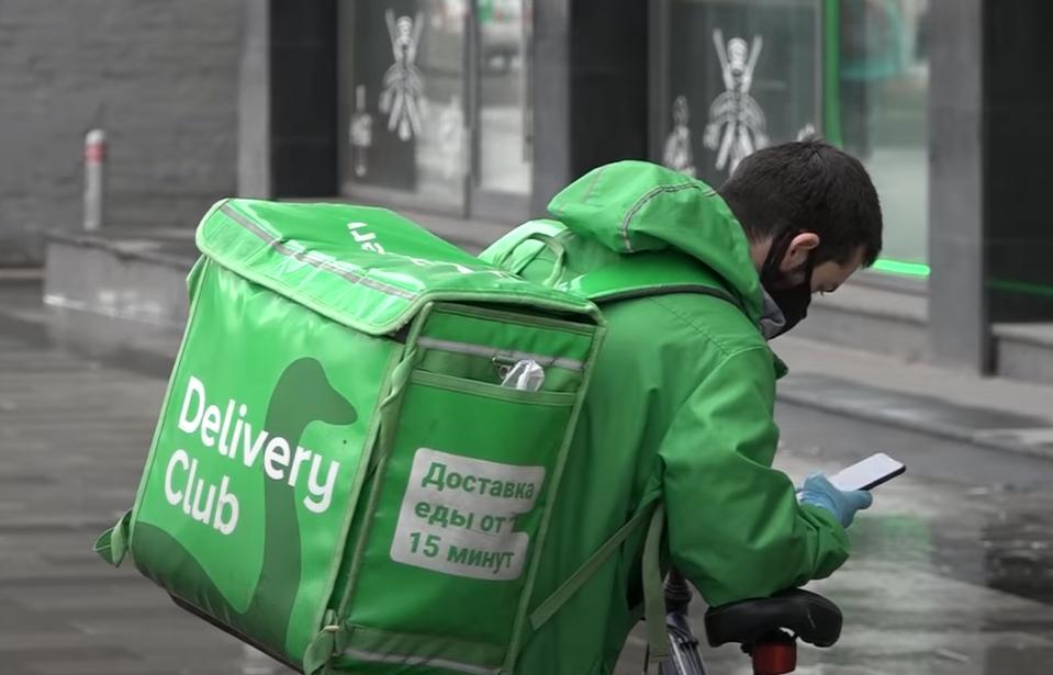 Delivery Club оказался популярнее «Яндекс.Еды»