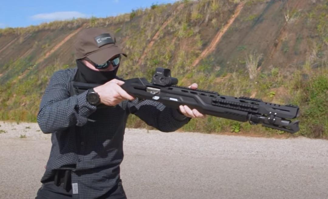 В России разработали умное оружие для любителей гаджетов