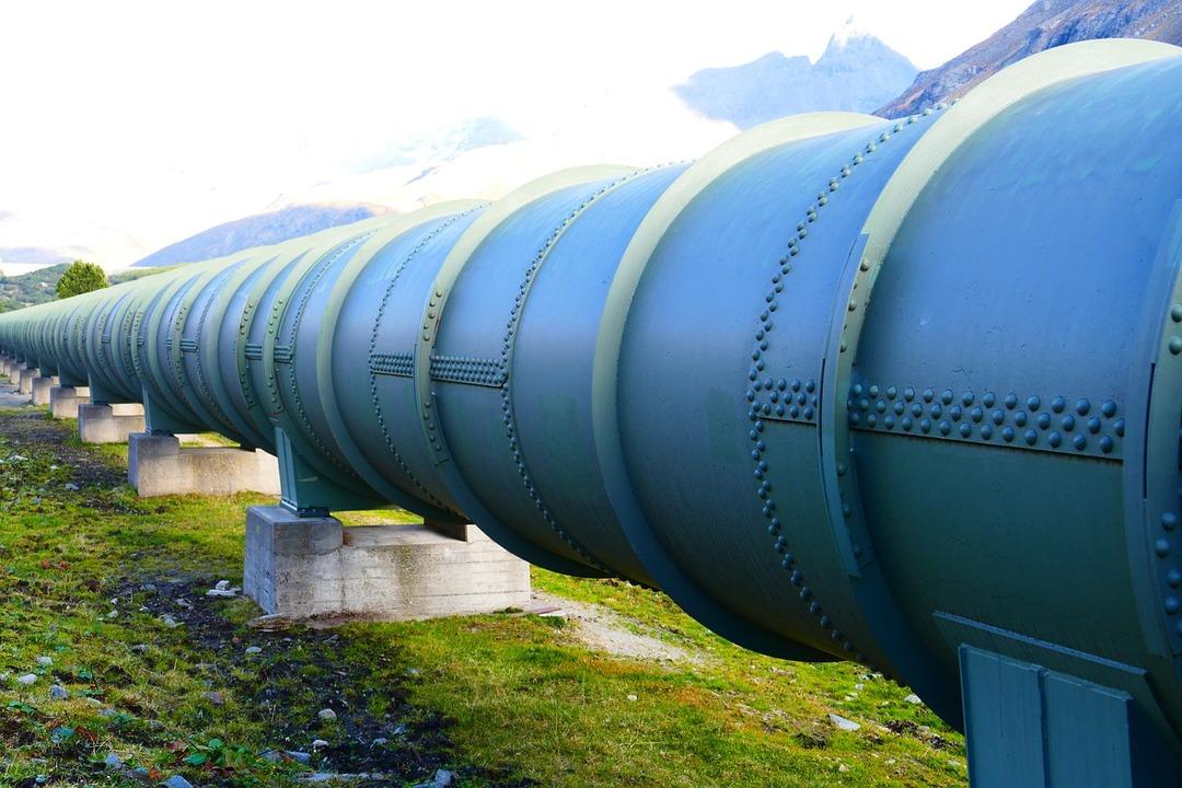 «Газпром» установил рекорд по экспорту газа