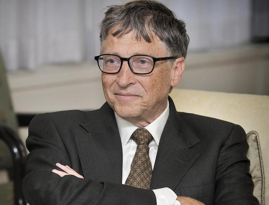 Билл Гейтс признал свою вину в ситуации с изменением климата