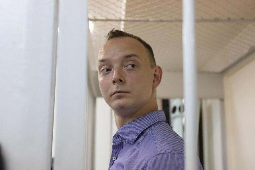 Обвинённый в госизмене журналист Сафронов рассказал о своих отношениях с чешским «вербовщиком»