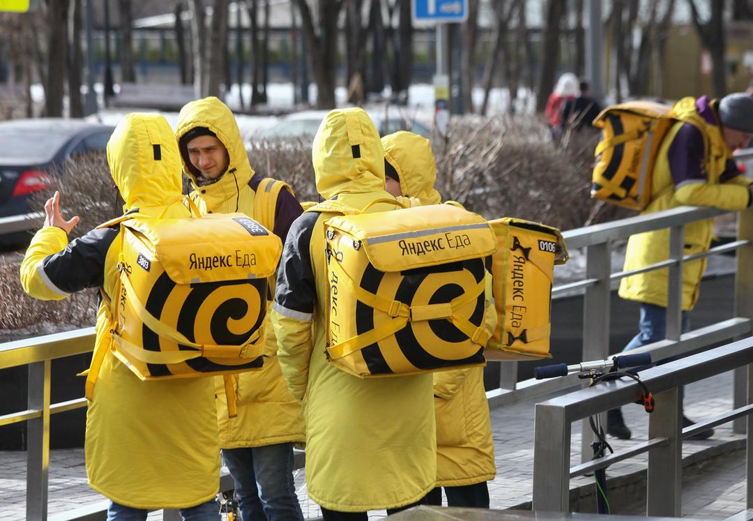 В «Яндекс.Еде» нашли десятки ресторанов-клонов
