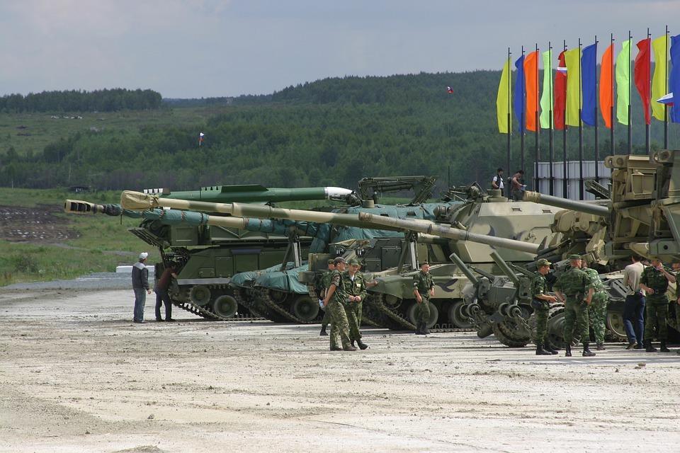 Россия поставит в африканские страны оружие на $1,5 млрд