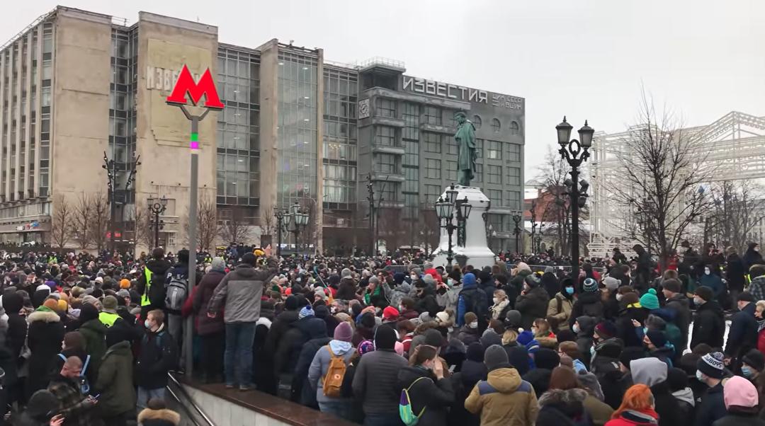 Отказ удалять призывы к митингам в «Одноклассниках» оценили в 4 млн рублей
