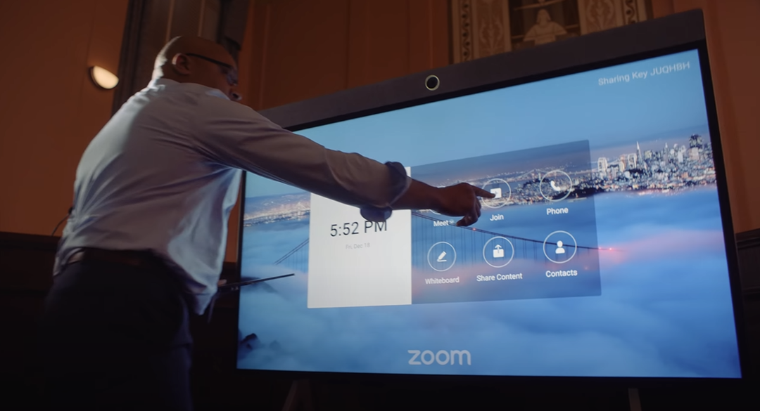 Прибыль Zoom выросла на 1600%