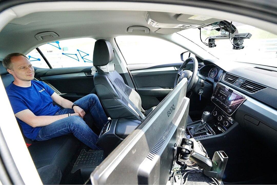По России решили пустить беспилотные автомобили без водителей