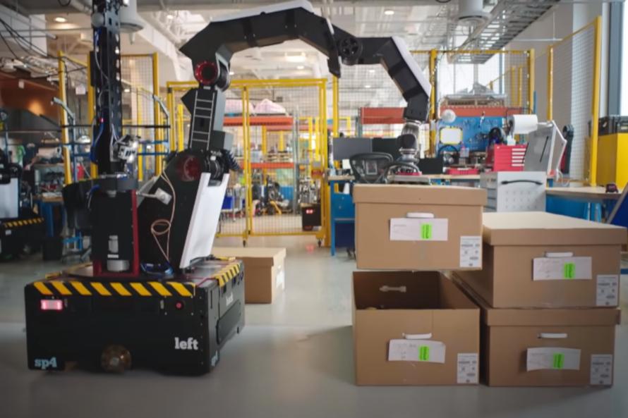 «Почта России» захотела протестировать нового робота от Boston Dynamics