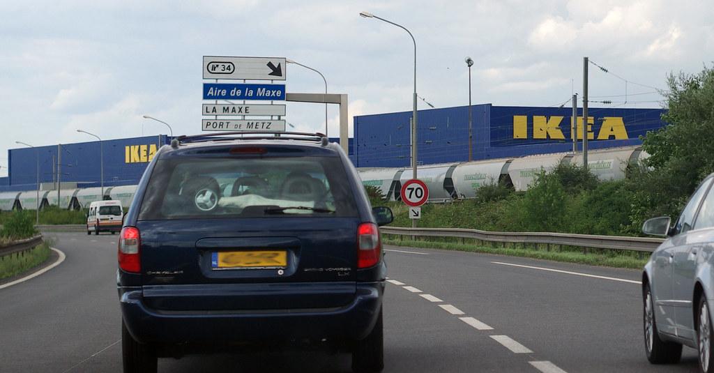Французскую IKEA обвинили в слежке за сотрудниками