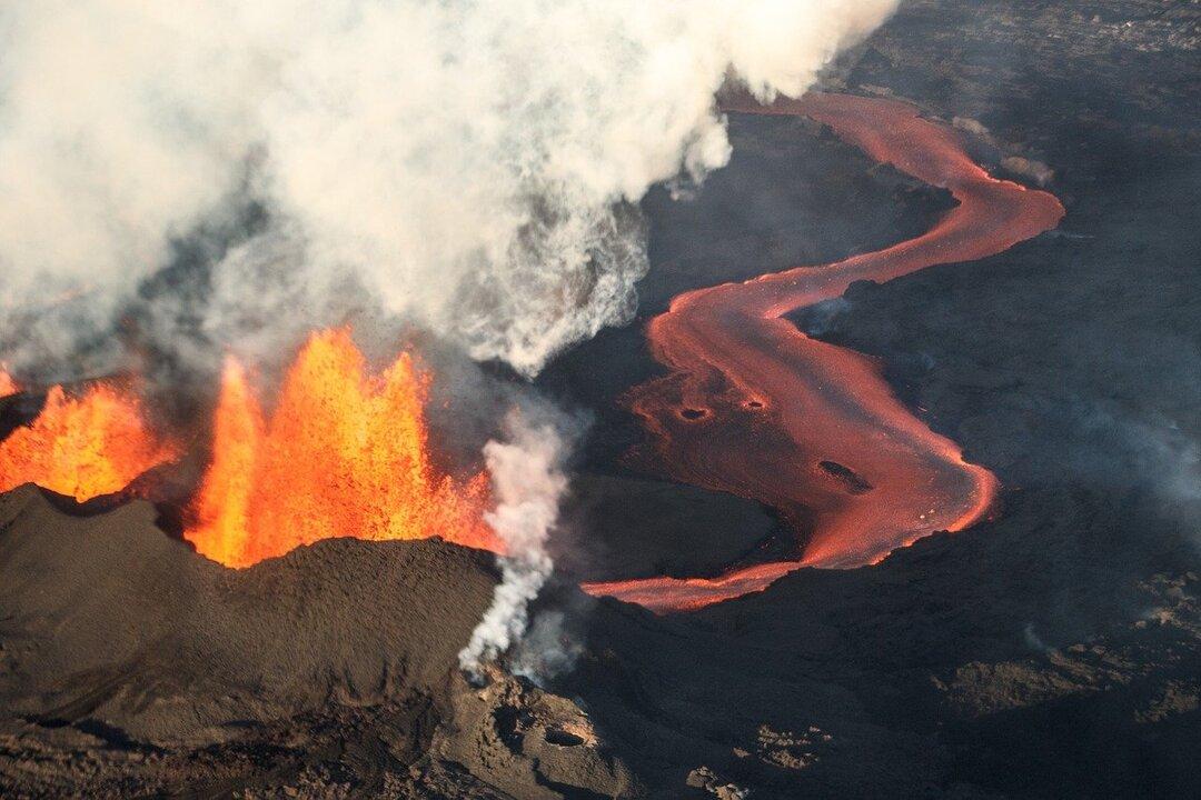 В Дании выпустят первые в мире облигации со страховкой от извержений вулканов