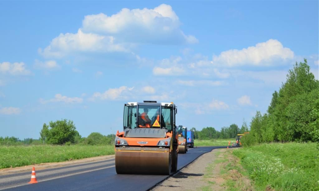 Какие дороги Смоленской области планируют отремонтировать по нацпроекту в 2021 году