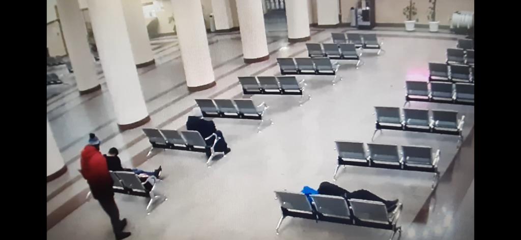 Белорус обворовал спящего пассажира на смоленском вокзале