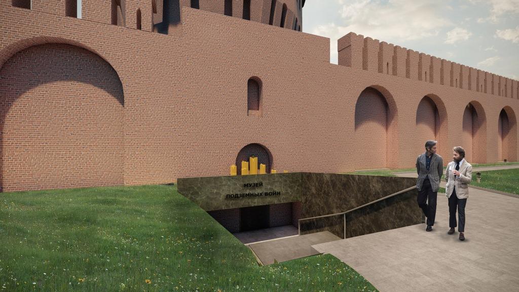 «Музей подземных войн» предложили открыть в Смоленске