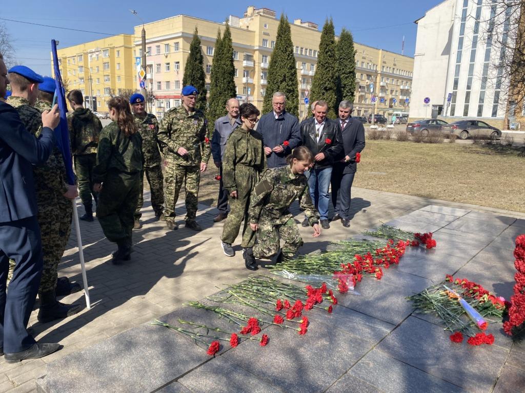 В Смоленске прошли «космические» мероприятия