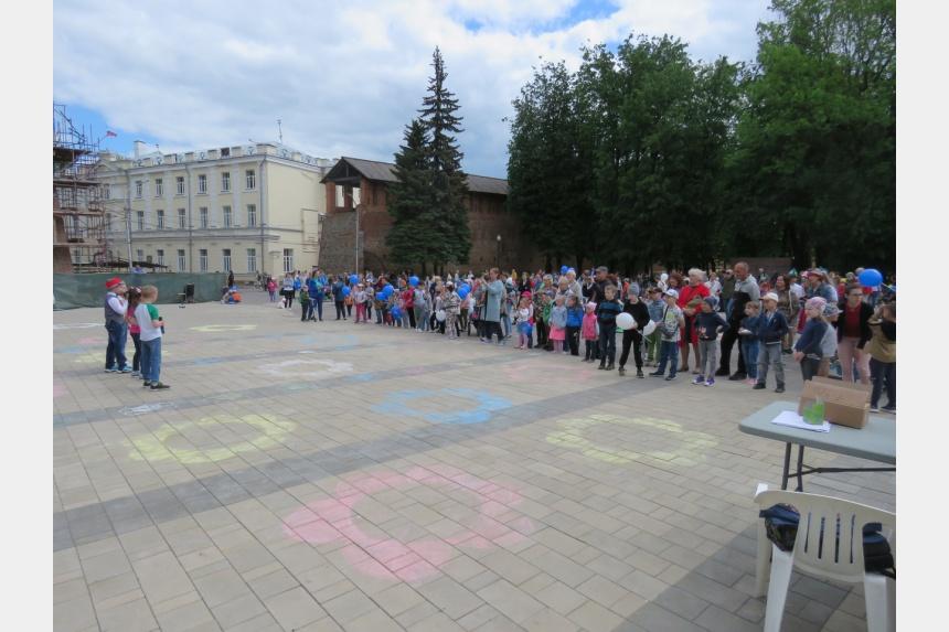 В Смоленске отпраздновали День защиты детей