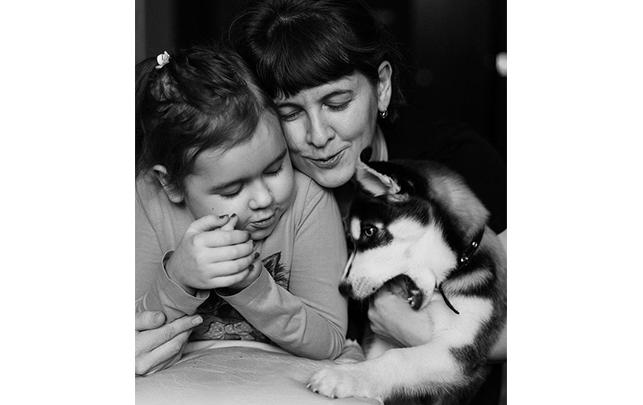 Историю борьбы с онкологией у детей рассказали в фотографиях