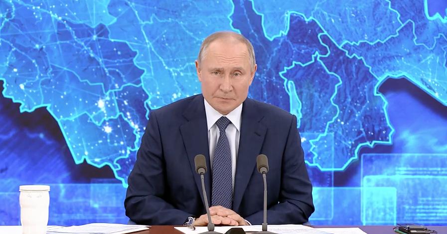 'Я не смотрел': Владимир Путин прокомментировал скандал с видео Дзюбы