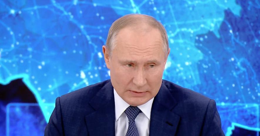 Владимир Путин ответил на вопрос об обнулении своих сроков