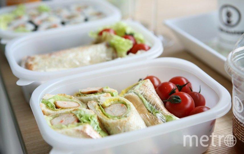 Что взять с собой в поезд из еды?