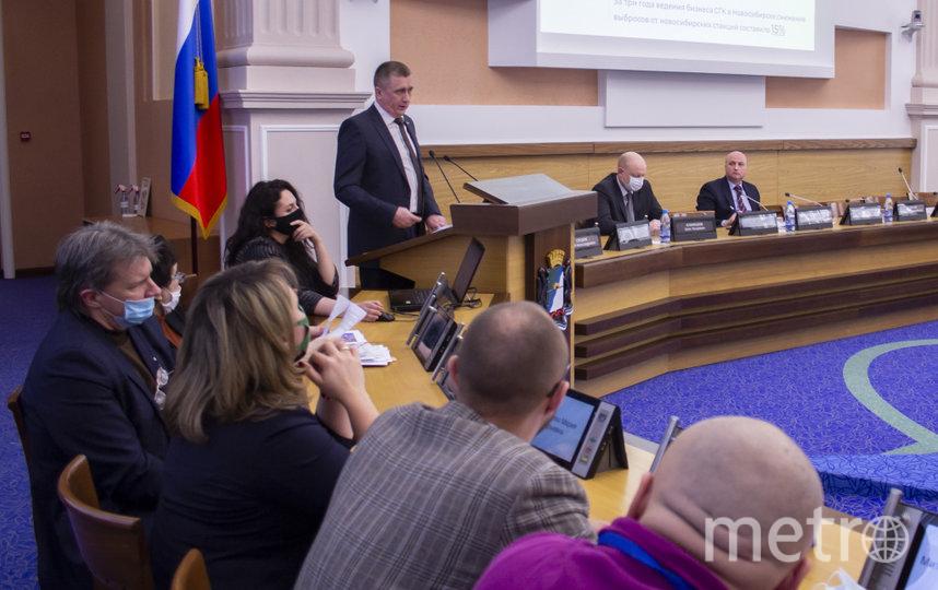 СГК пригласила общественников принять участие в замерах выбросов на ТЭЦ Новосибирска