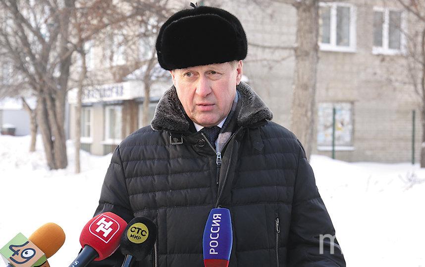 Советский и Дзержинский районы тестируют новую схему уборки улиц