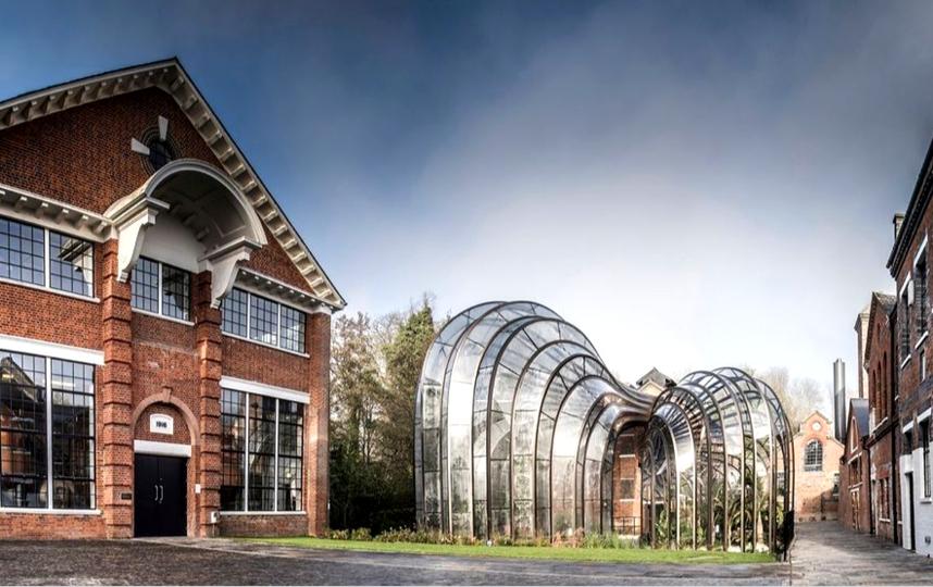Здания обрели второе дыхание: как фермерский дом превратился в библиотеку