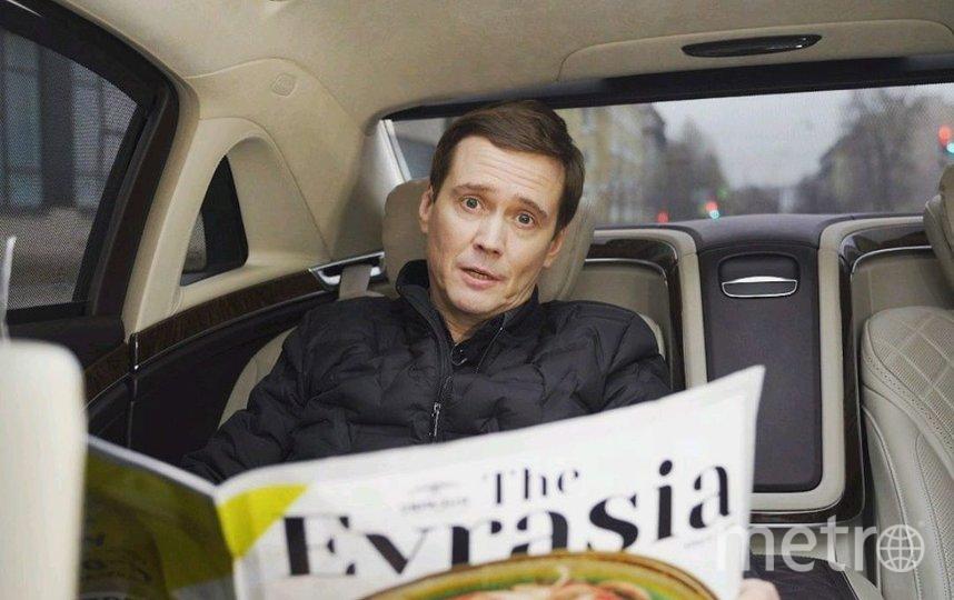 Питерский миллиардер Фурсов Алексей расскажет секреты ведения бизнеса в нашем городе.