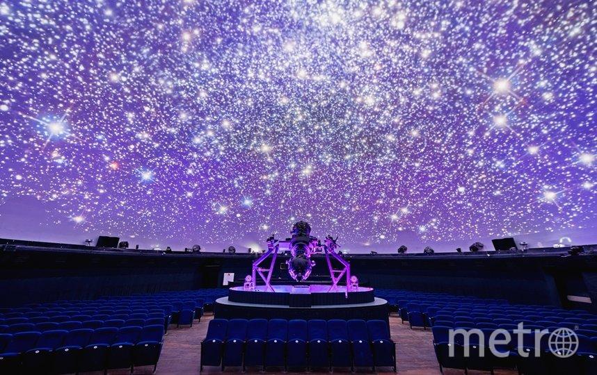 Петербуржцы увидят небо глазами Гагарина: где и когда его можно посмотреть
