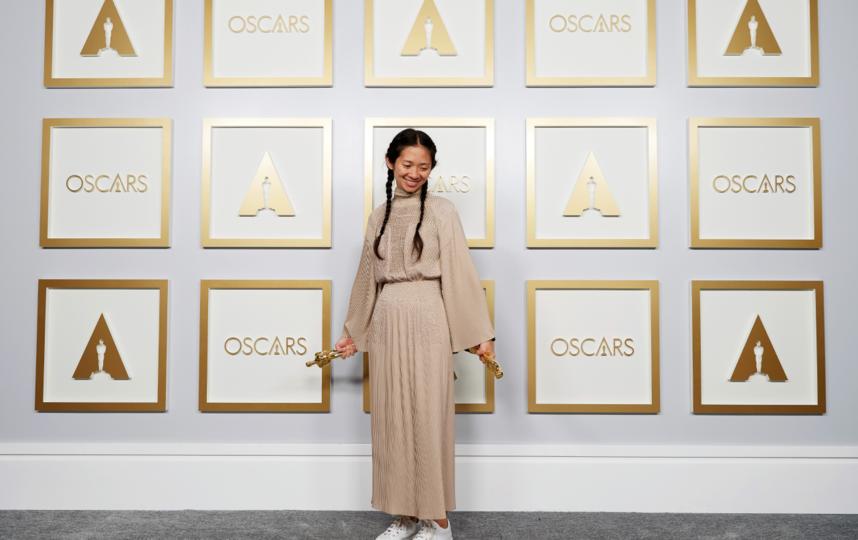Хлоя Чжао: 'Я могу жить без лишнего'