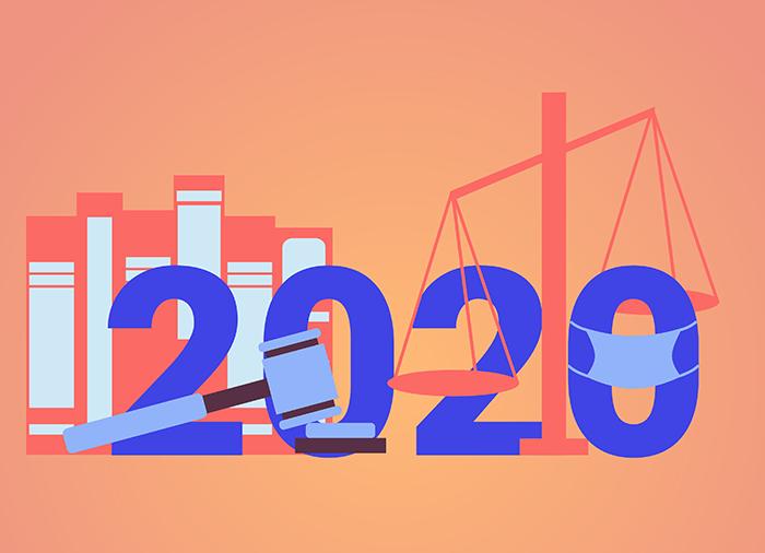 Верховный суд подвел итоги работы судов за 2020 год