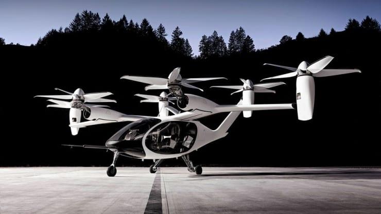 Uber продаст подразделение аэротакси компании Joby Aviation