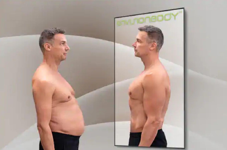 Стартап придумал мотивирующее приложение для фитнеса, показывающее, как тело будет выглядеть после тренировок