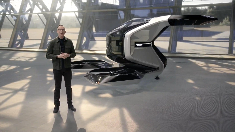 GM показала аэротакси и электрофургон Cadillac