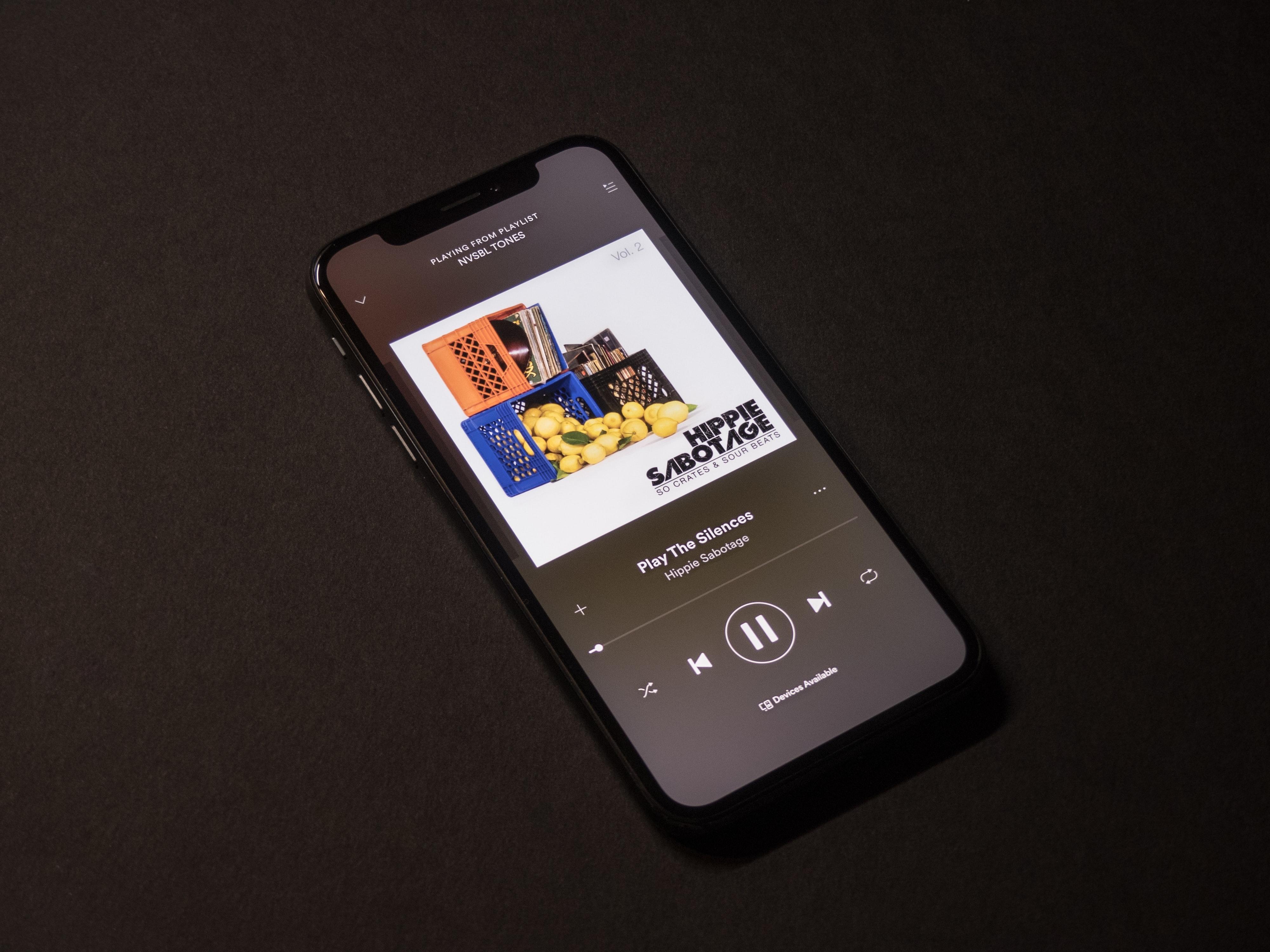 Spotify запатентовала технологию определения настроения пользователя по голосу и окружающим звукам