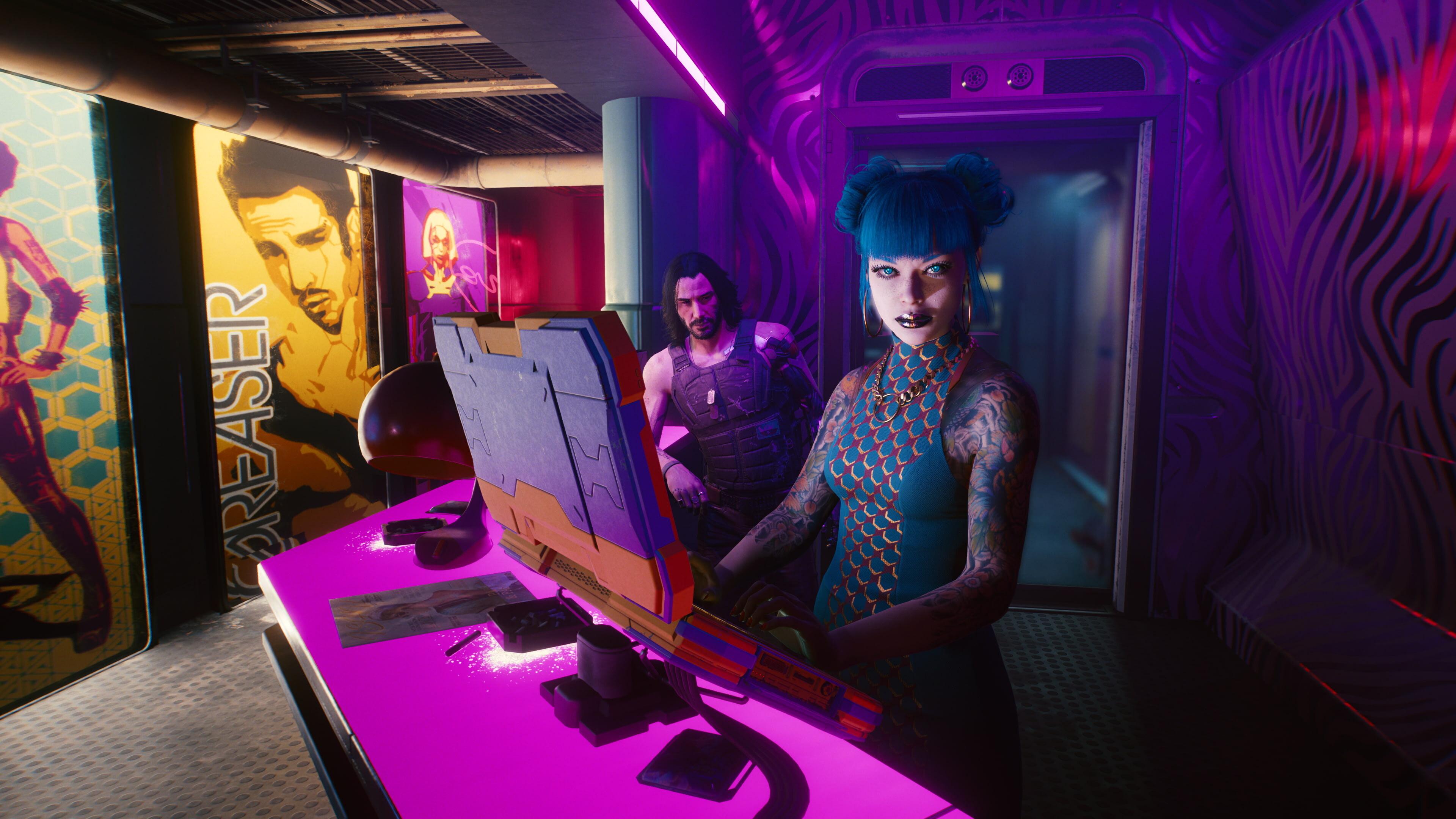 Хакеры украли исходный код игр Cyberpunk 2077 и The Witcher 3 и требуют выкуп