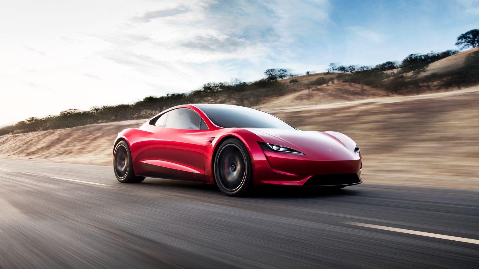 Илон Маск хочет сделать Tesla, способную свободно висеть в воздухе
